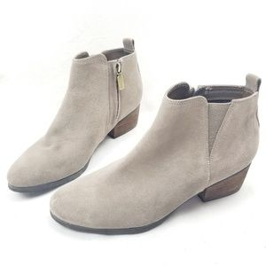Blondo Ida Waterproof Bootie Taupe